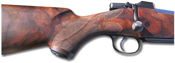 custom chckering gun