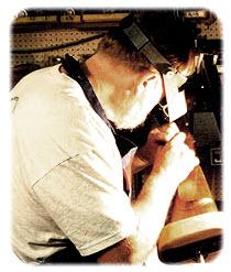 Robert Szweda, master craftsman
